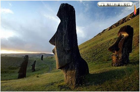 ترسناکترین و عجیبترین جاذبههای گردشگری جهان | WwW.TAK2FUN.CoM